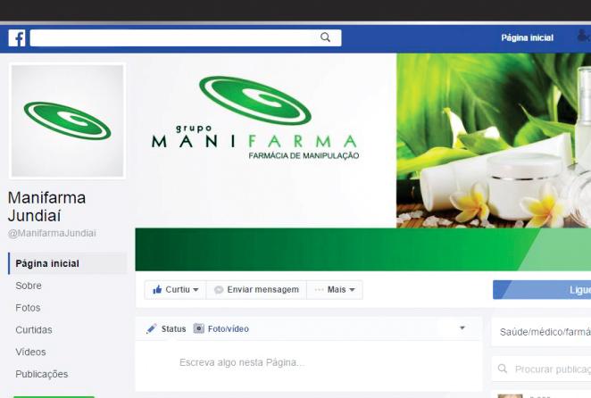 MANIFARMA  |  Mídias Sociais